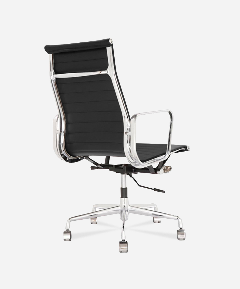 Ribbed Office Executive Chair Free