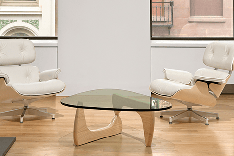 Midcentury Highlight Styling With The Noguchi Table Barcelona Designs