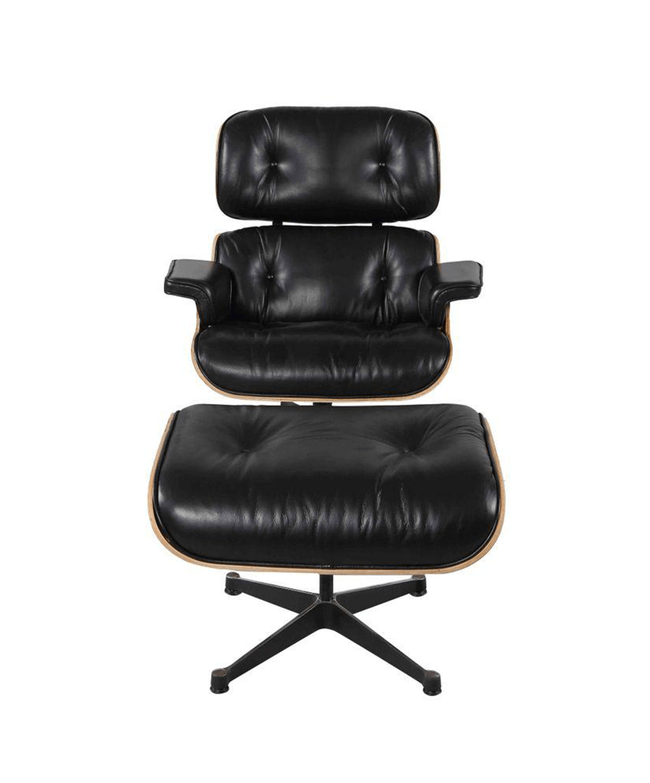 Outstanding Eames Lounge Chair Ottoman Dailytribune Chair Design For Home Dailytribuneorg