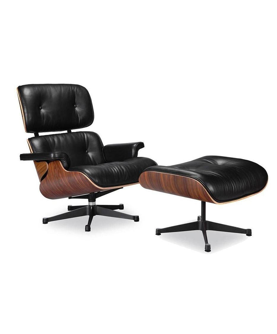 Pleasing Eames Lounge Chair Ottoman Alphanode Cool Chair Designs And Ideas Alphanodeonline