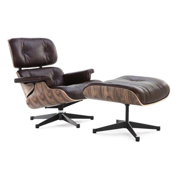 Eames Lounge Chair Brown