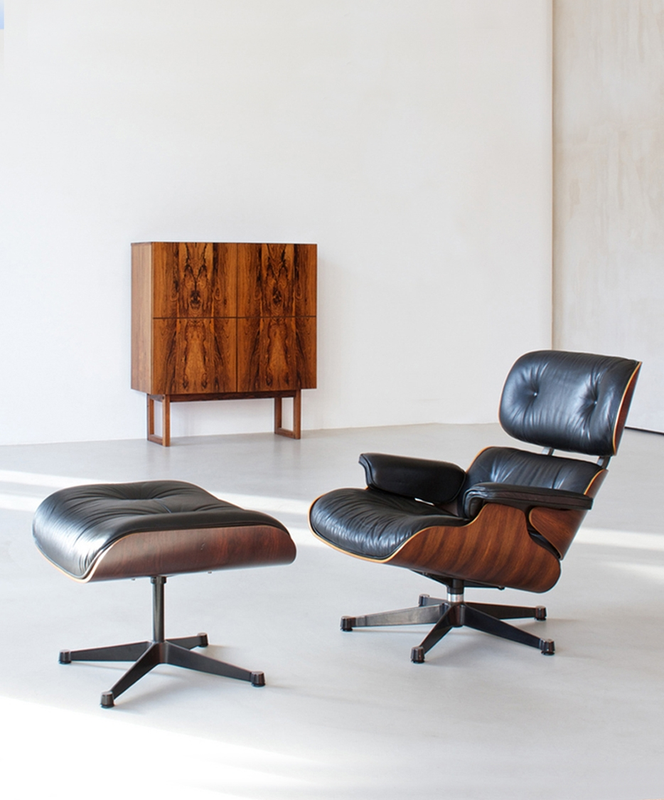 Terrific How Is Our Eames Lounge Chair Made Barcelona Designs Dailytribune Chair Design For Home Dailytribuneorg