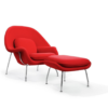 Womb-Chair-red