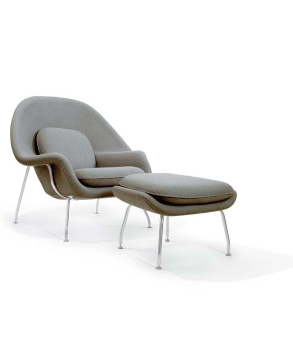 Womb Lounge Chair Amp Ottoman Free Shipping Barcelona