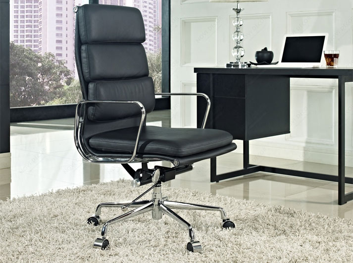 Eames Softpad Executive Chair