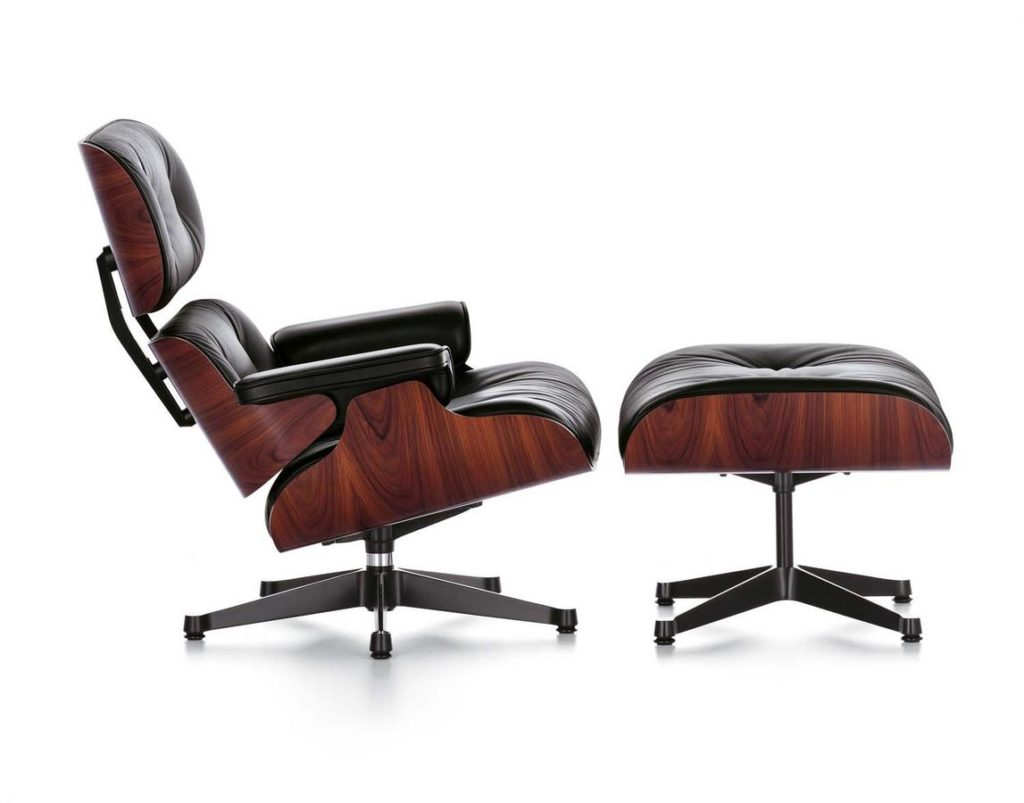 Mid Century Modern Chairs: The Eames Lounge Chair