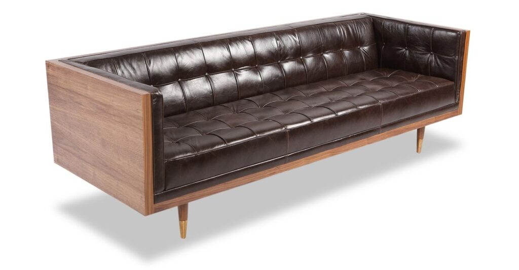 Woodrow Box Sofa