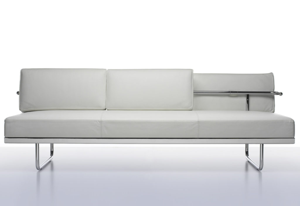 LC5 Sofa Bed White