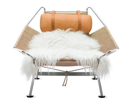 Mid Century Modern Chairs Flag Halyard