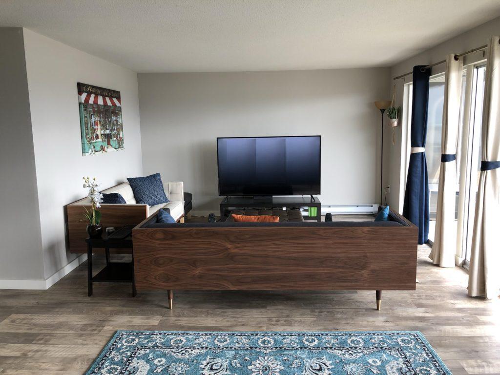 Woodrow Box Sofa