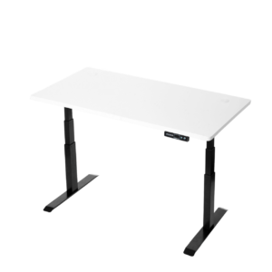 "Arctic White Desk Top - (60"" x 30"")"