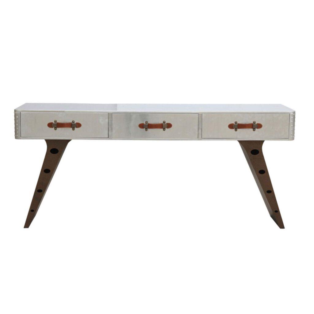 fanta desk with two legs
