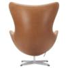 Egg Chair Leather - Arne Jacobsen