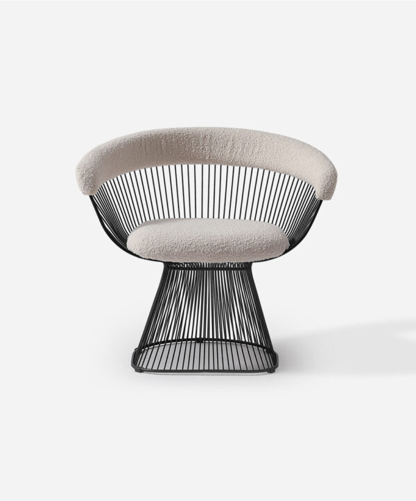 Platner 30_ Fabric Dining Chair
