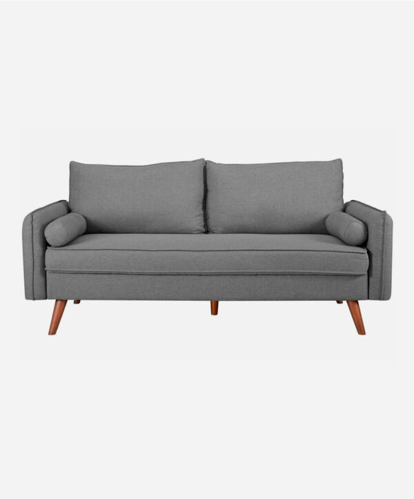 Duke Upholstered Fabric Sofa